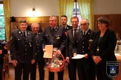 Ehrungsabend der Feuerwehr Altenberg (01.10.2017)
